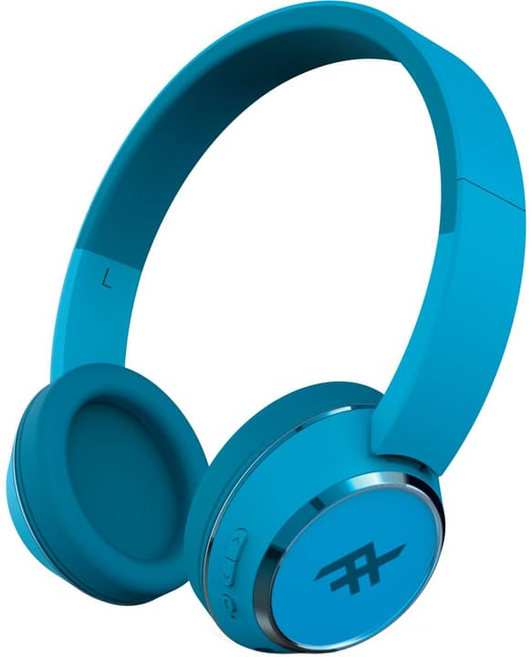 Coda Wireless - Blu Cuffie On-Ear Ifrogz 785300131706 N. figura 1