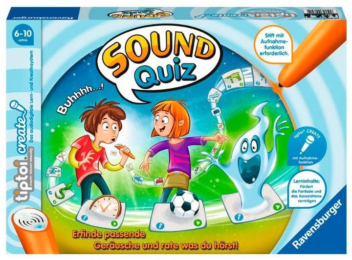 TipToi Soundquiz 748951490000 Lengua Tedesco N. figura 1
