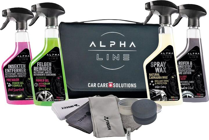 Image of ALPHALINE Car Care Set Reinigungsmittel