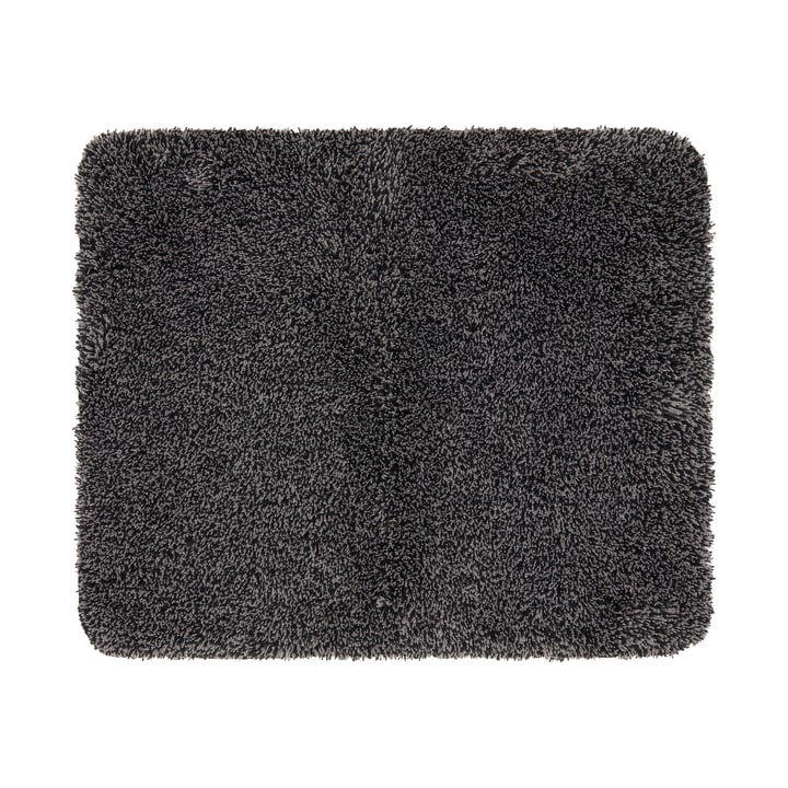 MELI Tapis de bain 374146000000 Dimensions L: 50.0 cm x P: 60.0 cm x H: 2.0 cm Couleur Noir Photo no. 1