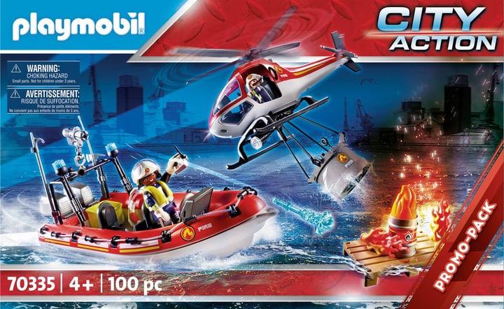 Missione antincendio 70335 Playmobil 748027100000 N. figura 1