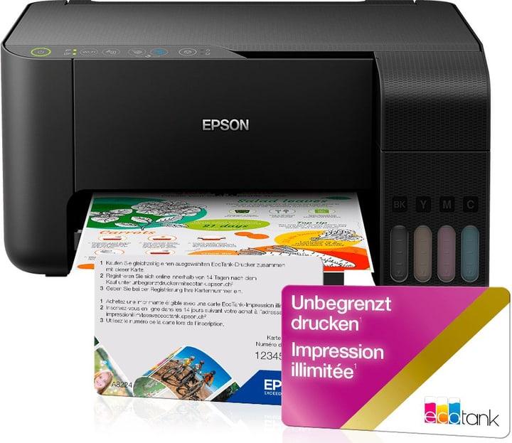 EcoTank ET-2710 Unlimited Imprimante multifonction Epson 785300149661 Photo no. 1