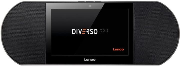 Diverso-700GY Smart Lautsprecher Lenco 785300148607 Bild Nr. 1