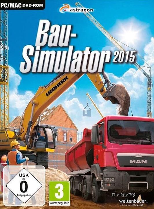 PC - Bau-Simulator 2015 D Box 785300138084 Photo no. 1