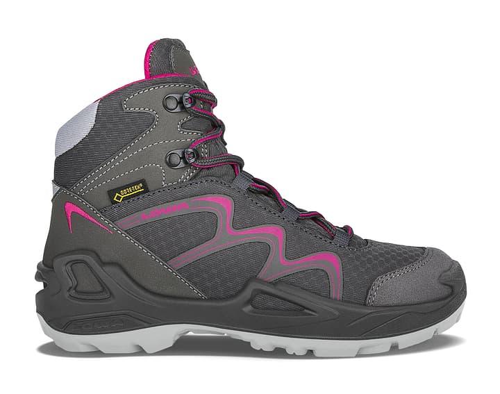 Innox GTX Mid Chaussures de randonnée pour enfant Lowa 465514827080 Couleur gris Taille 27 Photo no. 1