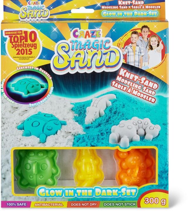 Craze Magic sable Glow-in-the-dark-Set, 300g 746125700000 Photo no. 1