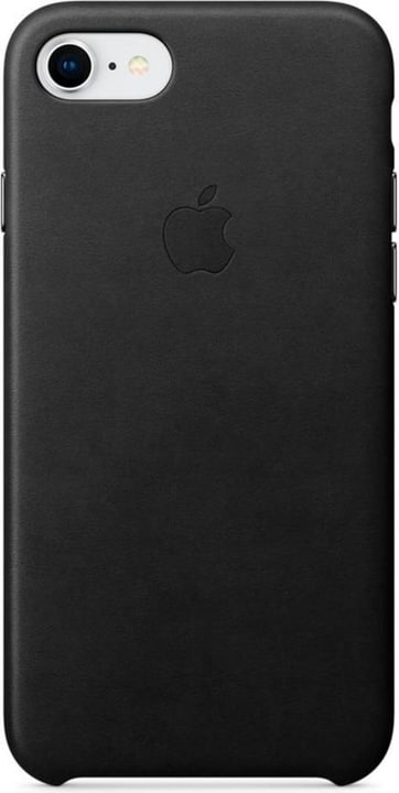 Leather Case iPhone 8 / 7 Black Hülle Apple 798417000000 Bild Nr. 1
