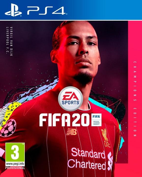 PS4 - FIFA 20: Champions Edition Box 785300145735 Photo no. 1