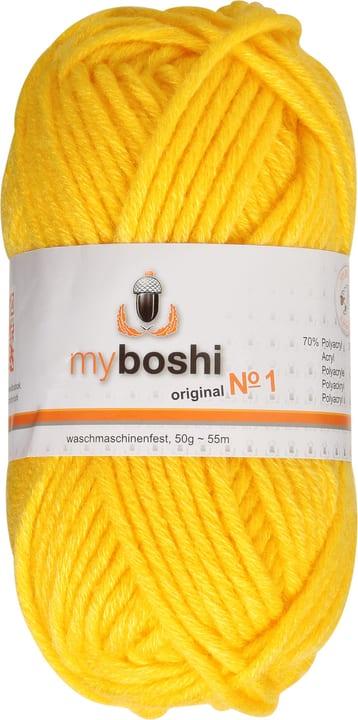 Lana No 1 My Boshi 665302700000 Colore Dente di leone N. figura 1