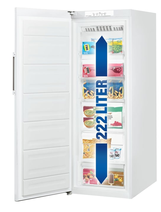 Freezer BAK222NF Congelateur Mio Star 717516700000 Photo no. 1