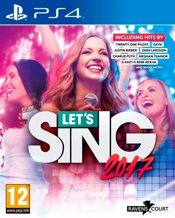 PS4 - Let's Sing 2017 Fisico (Box) 785300121965 N. figura 1