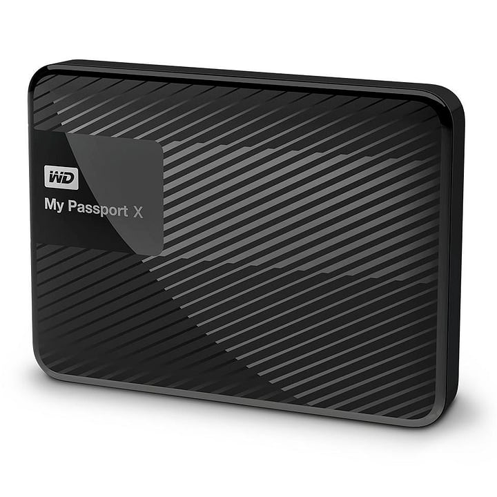 MyPassport X 2TB Gaming disque dur Western Digital 785300139884 Photo no. 1