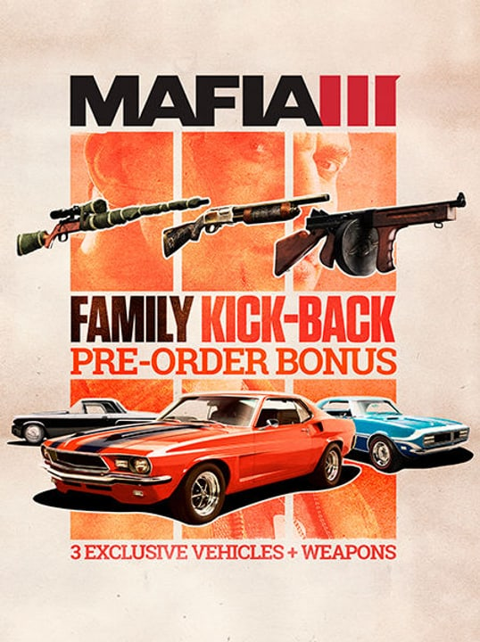 PC - Mafia III Family Kick-Back Digitale (ESD) 785300133870 N. figura 1