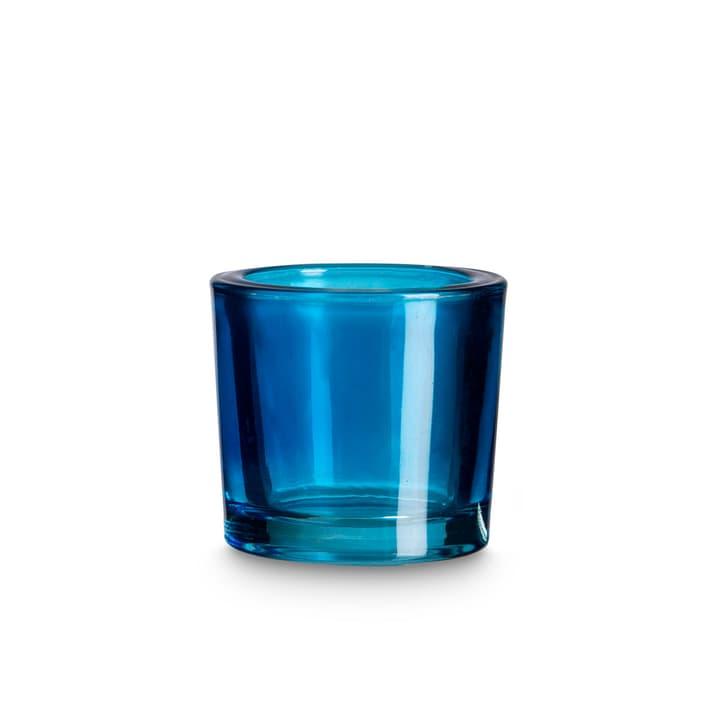BUNT Portacandele scaldavivande 396082400000 Dimensioni L: 6.5 cm x P: 6.5 cm x A: 5.8 cm Colore Blu N. figura 1