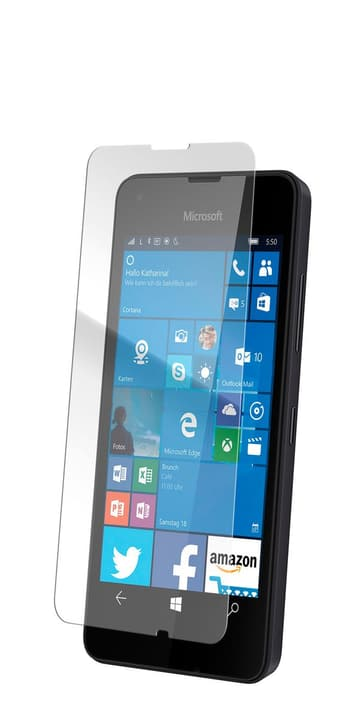Tough Glass pour Lumia 550 Protection d'écran XQISIT 785300122678 Photo no. 1