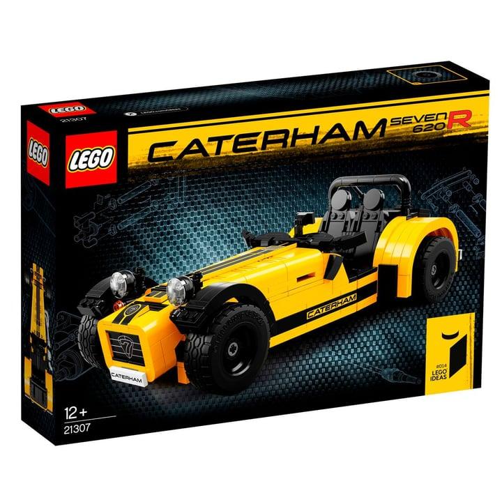LEGO Ideas Caterham Seven 620R 21307 785300128085