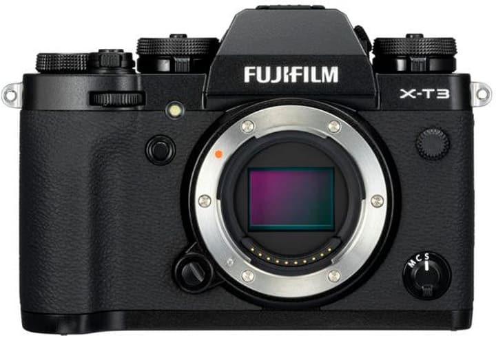 X-T3 Black Body appareil photo hybride FUJIFILM 785300139295 Photo no. 1