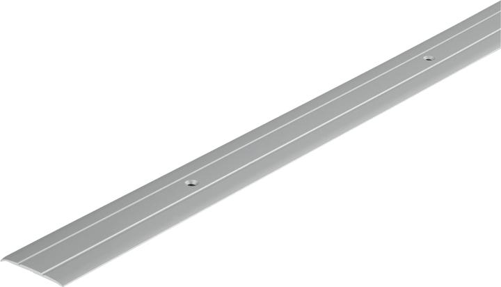 Profilo di raccordo 37 x 2.5 mm argento 2 m alfer 605117200000 N. figura 1