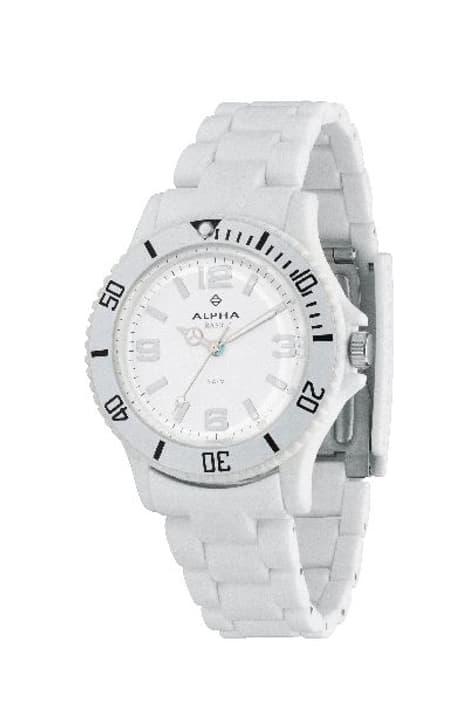 AB FASHION weiss Armbanduhr Alpha Basic 76051980000010 Bild Nr. 1