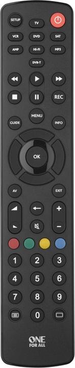 URC1280 CONTOUR 8 telecomando One For All 785300142149 N. figura 1