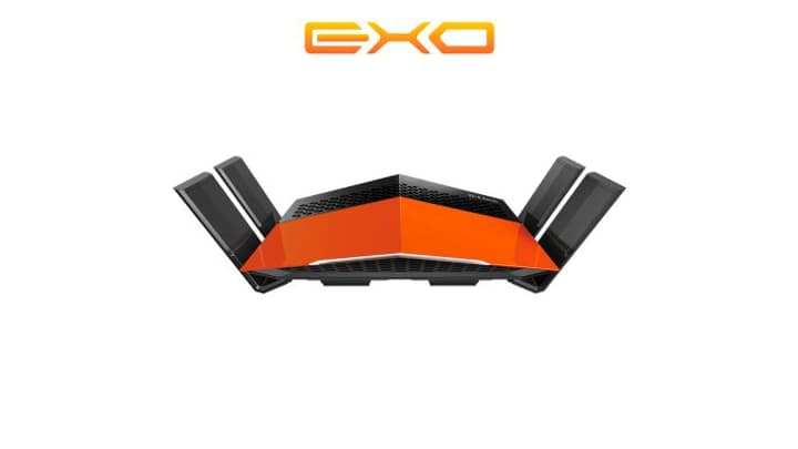 DIR-869 EXO AC1750 Dualband Gigabit Router D-Link 785300127429 Photo no. 1