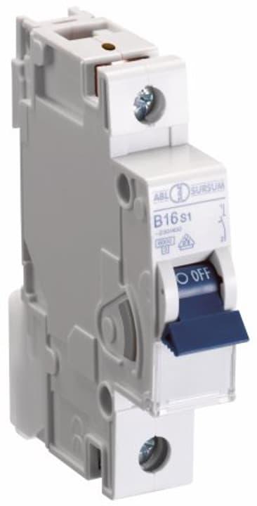 Image of ABL Einbauautomat 'C' 1x 10A 6KA Leitungschutzschalter