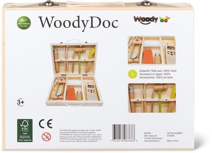 Woody Set docteur en bois  (FSC®) 746390000000 Photo no. 1