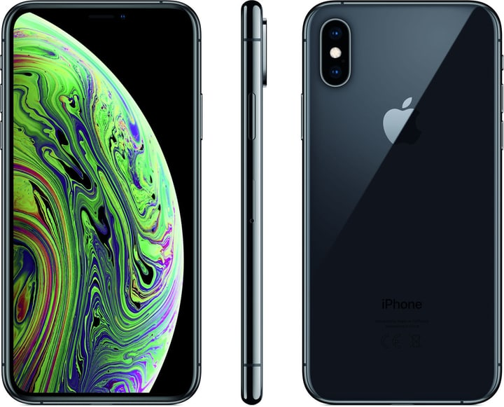 Apple iPhone Xs 64Gb Space Gray Smartphone