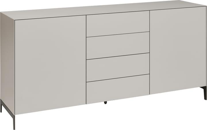 LUX Sideboard 400822000000 Grösse B: 180.0 cm x T: 46.0 cm x H: 84.5 cm Farbe Taupe Bild Nr. 1