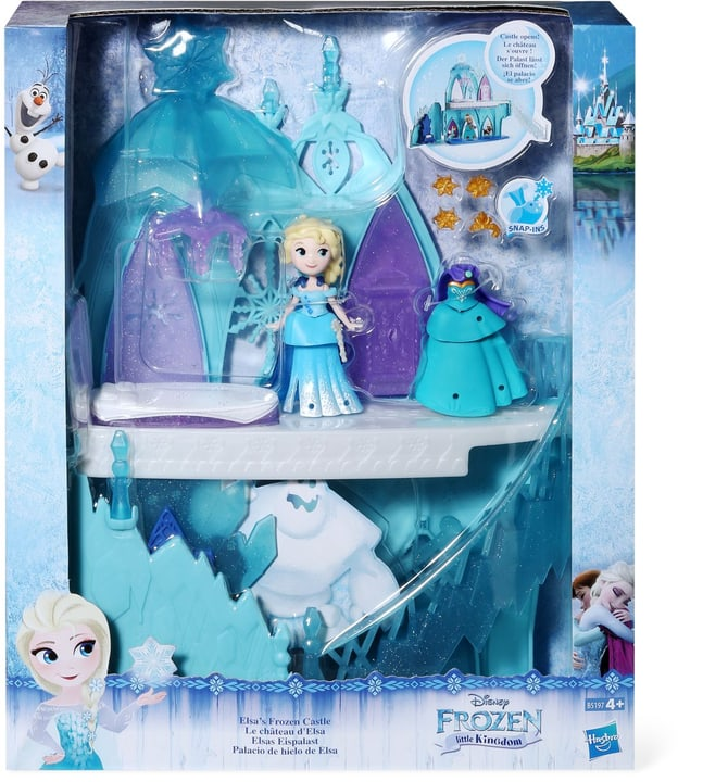 Frozen Little Kingdom Elsas Eispalast 746525400000 Bild Nr. 1