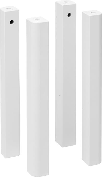 WHITE Montants mi-hauteur Flexa 404688300000 Couleur Blanc Photo no. 1