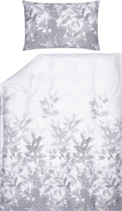 TERESA Taie d'oreiller en satin 451193910920 Couleur Noir Dimensions L: 100.0 cm x H: 65.0 cm Photo no. 1