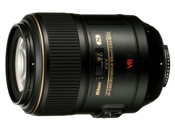 Nikkor AF-S VR Micro 105 mm /2.8G IF-ED Objektiv Nikon 793419600000 Bild Nr. 1