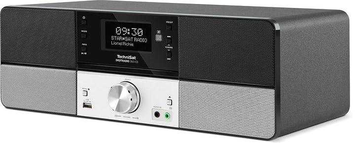 DigitRadio 360 CD - Nero Radio DAB+ Technisat 785300134715 N. figura 1