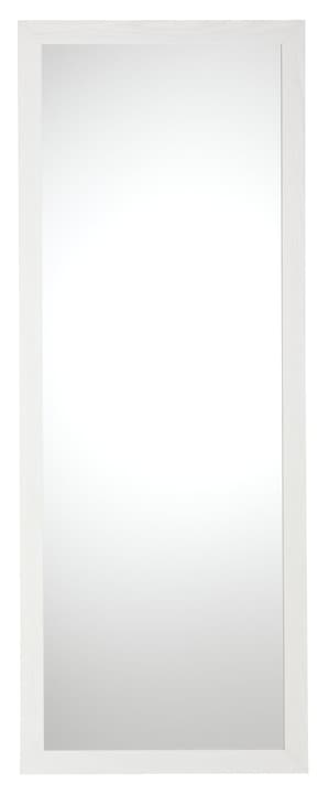 MATTHEW Miroir 407107200210 Dimensions L: 56.0 cm x P: 1.5 cm x H: 146.0 cm Couleur Blanc Photo no. 1