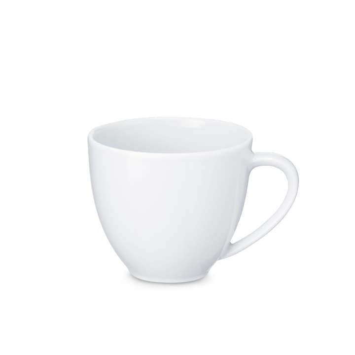 JAZZ Tasse à espresso KAHLA 393003717979 Dimensions L: 6.6 cm x P: 6.6 cm x H: 5.9 cm Couleur Blanc Photo no. 1