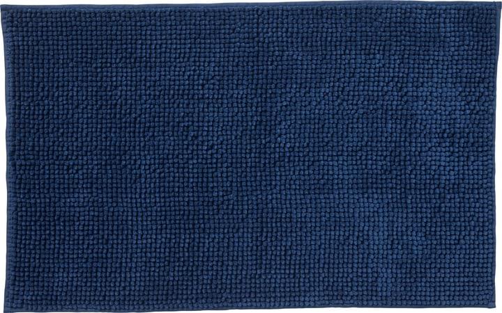 NAVIT Tapis de bain 453026551243 Couleur Bleu foncé Dimensions L: 55.0 cm x H: 90.0 cm Photo no. 1