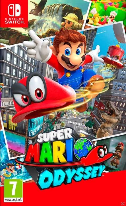 NSW - Super Mario Odyssey (F) Box Nintendo 785300128757 Lingua Francese Piattaforma Nintendo Switch N. figura 1