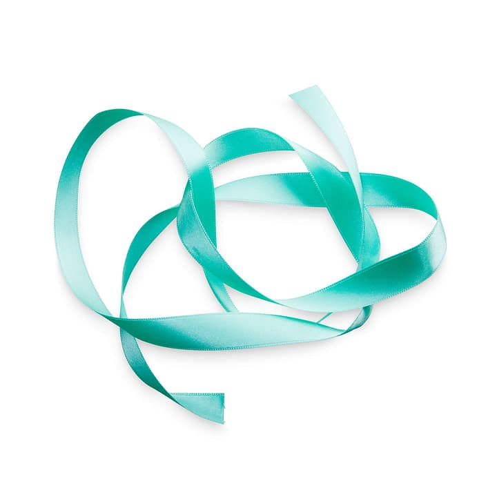 KIKILO ruban 15mm x 12m 386179100000 Dimensions L: 1.2 cm x P: 1.5 cm x H: 0.1 cm Couleur Vert menthe Photo no. 1