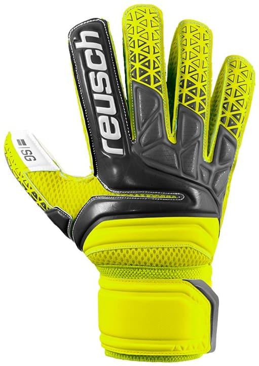 Prisma SG Finger Support Gants de gardien de but de football Reusch 461933808050 Couleur jaune Taille 8 Photo no. 1