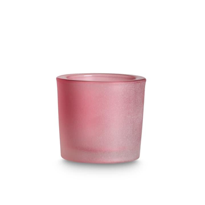 BUNT Porte-bougies chauffe-plat 396081500000 Dimensions L: 6.5 cm x P: 6.5 cm x H: 5.8 cm Couleur Rose vif Photo no. 1