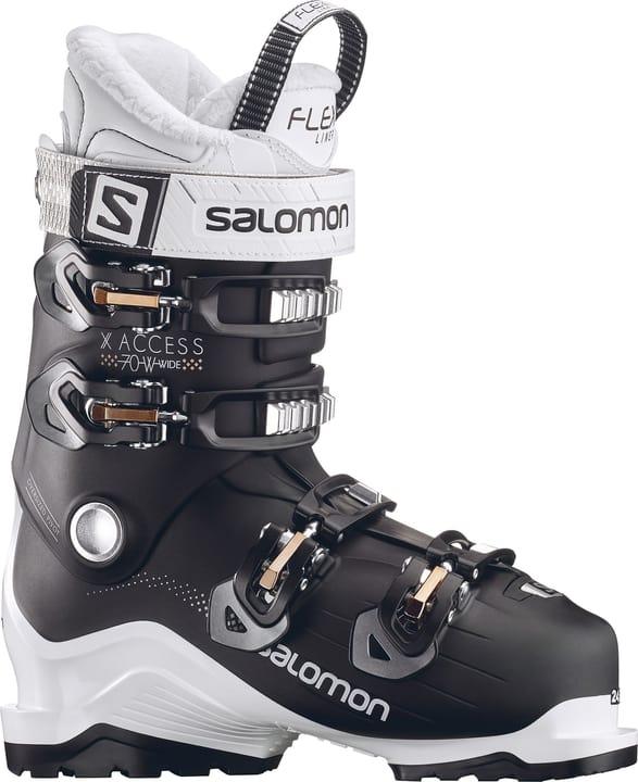 X Access 70 Wide Damen-Skischuh Salomon 495461239510 Farbe weiss Grösse 39.5 Bild-Nr. 1