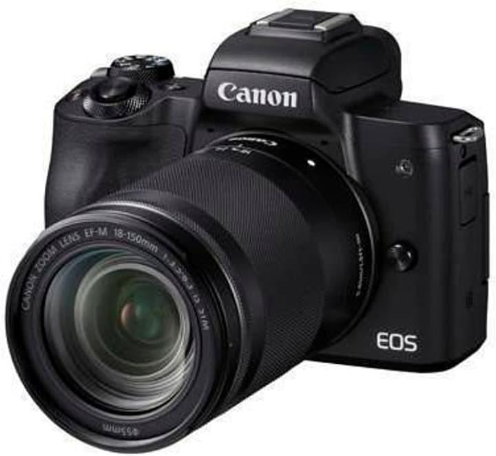 EOS M50 + 18-150mm - nero Canon 785300134588 N. figura 1