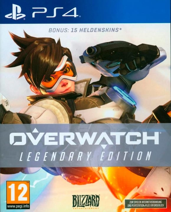 PS4 - Overwatch - Legendary Edition (F) Box 785300137418 Photo no. 1