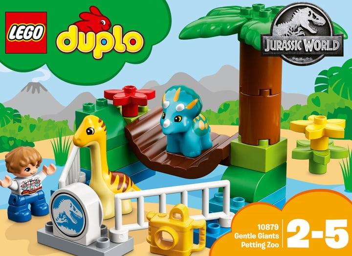 Lego Duplo Lo zoo dei giganti gentili 10879 748880100000 N. figura 1