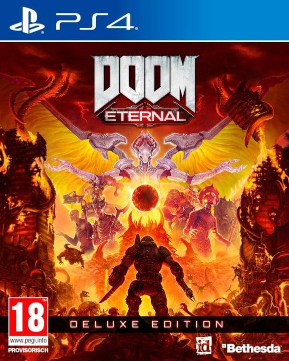 PS4 - DOOM Eternal Deluxe Edition F Box 785300147330 Photo no. 1