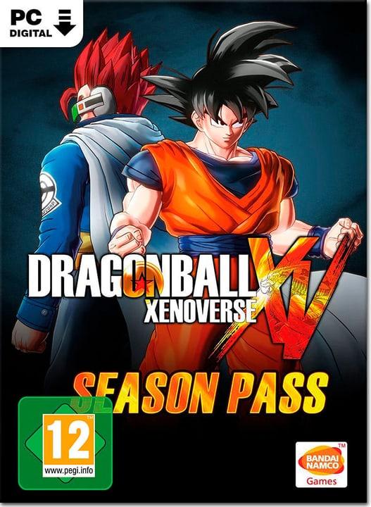 PC - Dragonball: Xenoverse - Season Pass - D/F/I Numérique (ESD) 785300134361 Photo no. 1