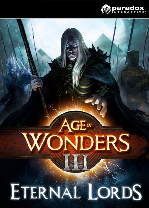 PC/Mac - Age of Wonders III - Eternal Lords Download (ESD) 785300134135 Photo no. 1