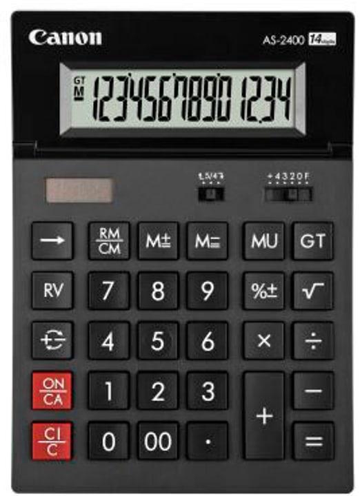 Calculatrice CA-AS2400 14-chiffres Calculatrice Canon 785300151404 Photo no. 1