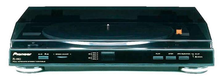 PL-990 - Schwarz Plattenspieler Pioneer 785300124006 Bild Nr. 1